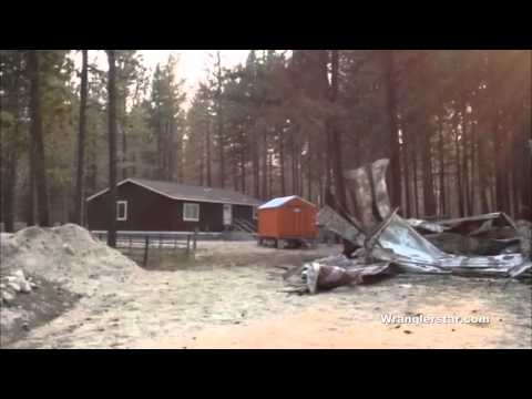 Wildland Firefighting | Carlton Complex