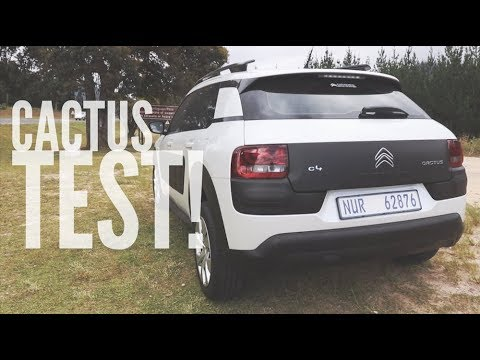 Citroën Cactus real world test in South Africa. EPISODE 74