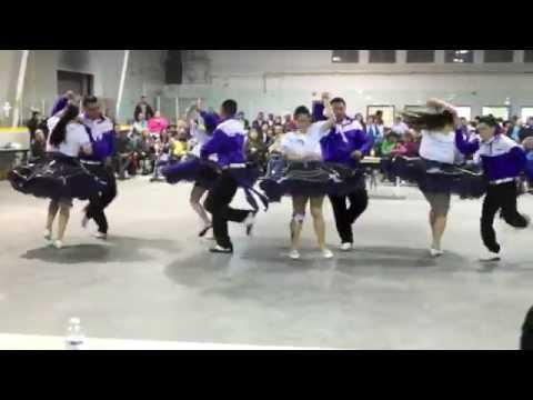 Four Nations Square Dancers
