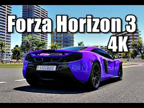 Forza horizon 3 pc 4k ultra gtx 1070 frame rate - Is forza horizon 3 4k ...