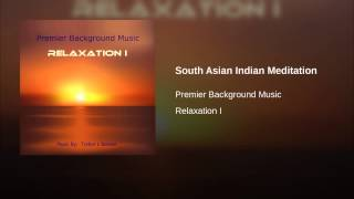 South Asian Indian Meditation