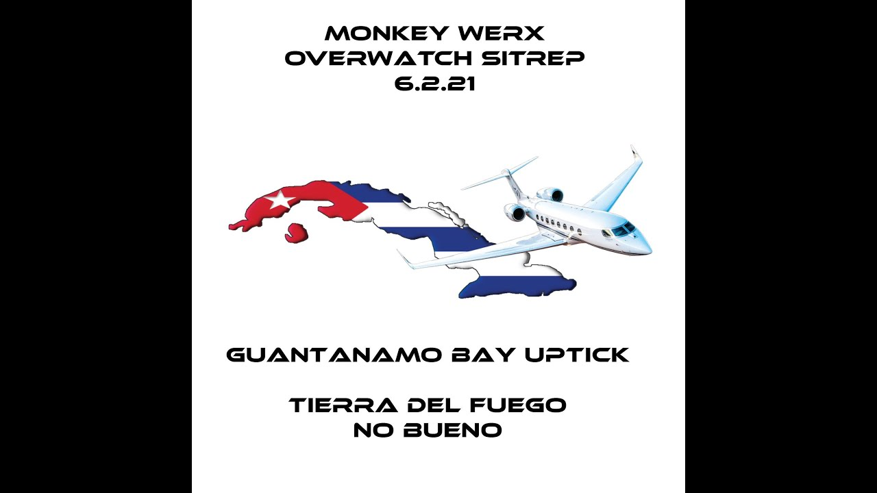 Monkey Werx Overwatch SITREP 6 11 21