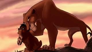Король лев 2-песня Спи кову