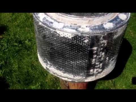 VR for Shaun Hawkins - my garden wood burner!