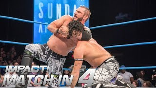 Austin Aries vs Matt Sydal: TITLE vs TITLE: Match in 4 | IMPACT! Highlights Mar. 29 2018