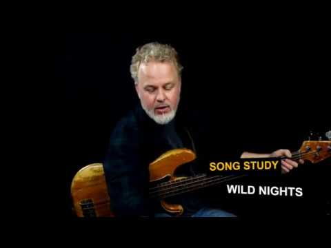 WILD NIGHTS BASS GUITAR LESSON |MELLENCAMP and NDEGEOCELLO | Basslines