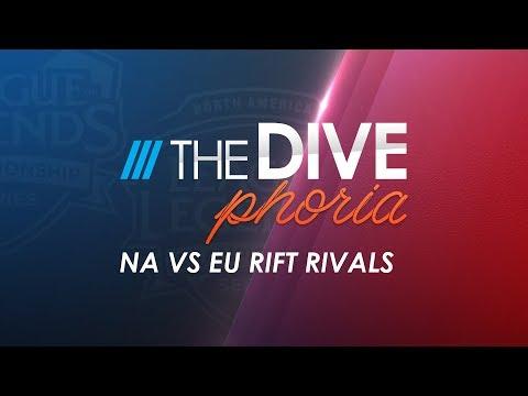 The Divephoria: NA vs EU Rift Rivals