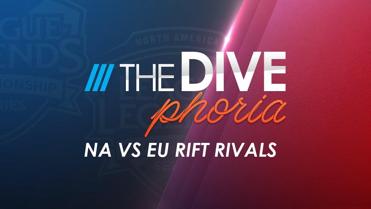 Download The Divephoria: NA vs EU Rift Rivals