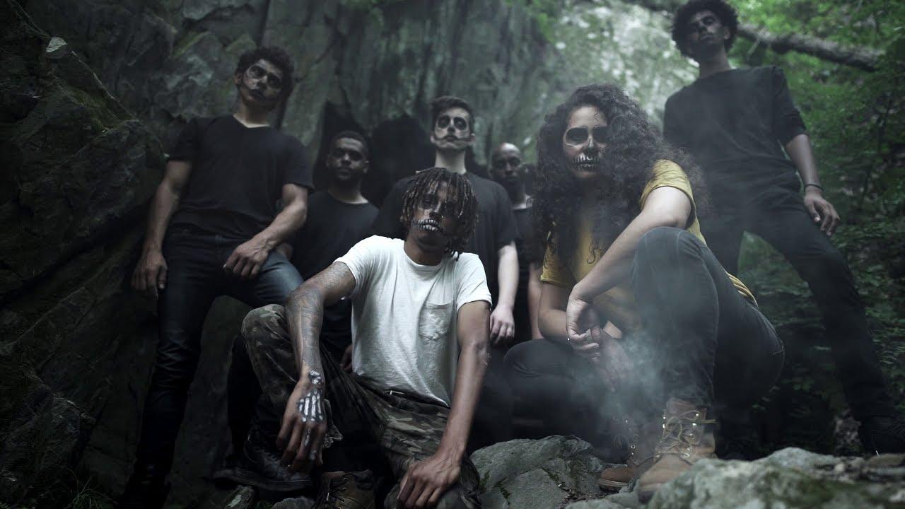 Christian Rap | Tre'Gadd - Blood Blood ft. Brandy'An Shavonte music video