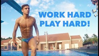 One of Tom Daley's most viewed videos: Work Hard Play Hard!: Florida Edition | Tom Daley