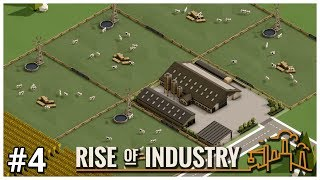 Rise of Industry [Early Access] - #4 - Livestock - Let