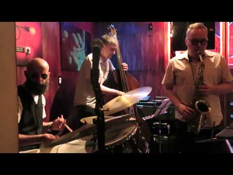 "Noah Becker ""Canal Zone"" Live at Whynot Jazz Room, New York City"