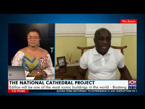 The National Cathedral project: I can't see where the lies are - Prophet Victor Kusi Boateng