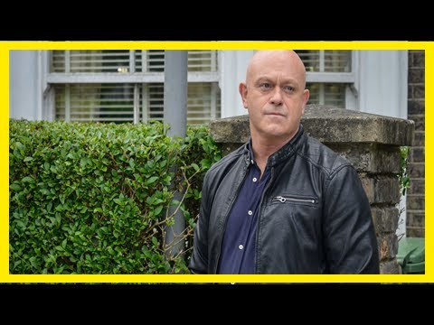 Breaking News   Eastenders star ross kemp wants grant mitchell to go out in a blaze of glory