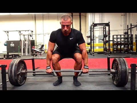 Simple Steps For A Stronger Deadlift | Feat. Mark Bell