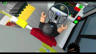 Roblox Plaxton Pointer CT Plus Route 309 i drive and Changing Drivers at Bethnal Green Part 2