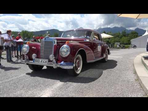 Arlberg Classic Car Rally 2016 - Teil 4 - 4K