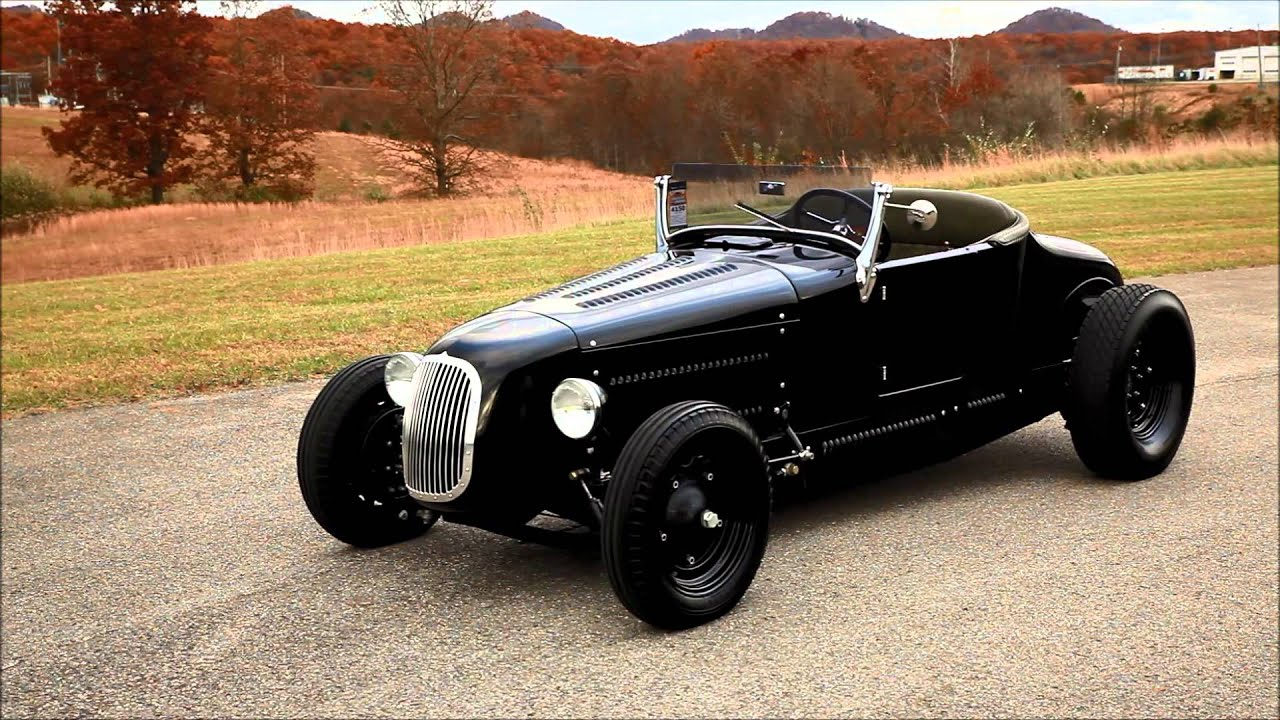Quot Gunslinger Quot 1927 Ford Track T Roadster Traditional Hot