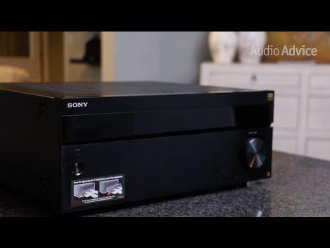 Sony STR-ZA1100ES A/V Receiver Review