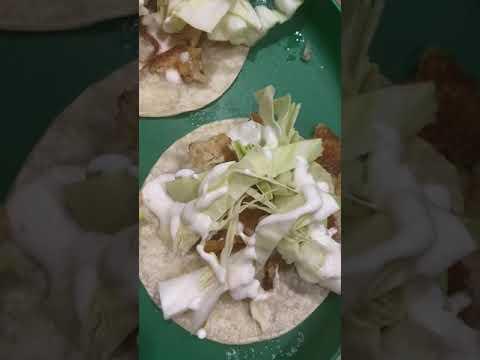 Copycat Rubios Fish Tacos