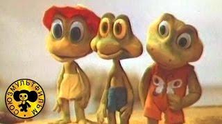 Три лягушонка №3 | Мультфильм для малышей
