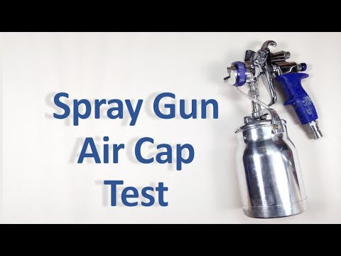What HVLP Spray Gun Tip Size to Use?