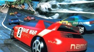 CGRundertow RIDGE RACER for PlayStation Video Game Review