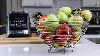 5 Unique Vitamix Recipes to AVOID WASTING all Those Fall Apples