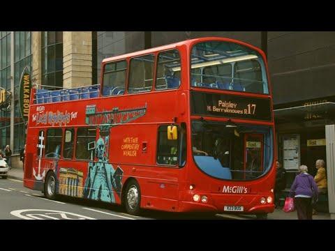 Route 17 Visual Paisley - Glasgow (Mcgills Buses)