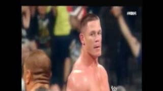 John Cena vs Batista - Summerslam 2008 Promo