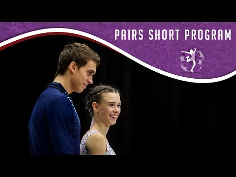 2016 ISU Junior Grand Prix Final - Marseille - Pairs Short Program