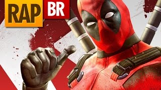 Rap do Deadpool | Tauz RapTributo 15