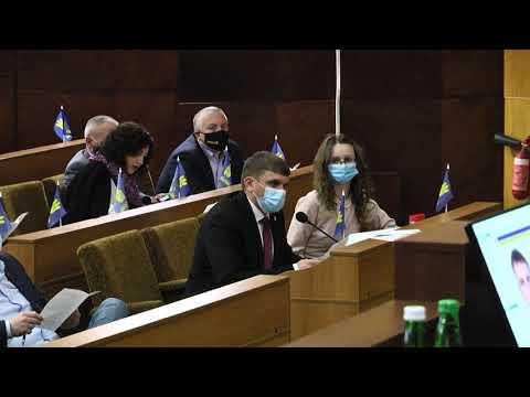 Сесійні засідання обласної ради. Частина 2. 23-04-2021