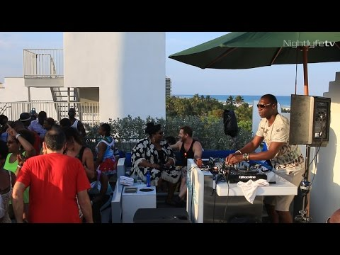 4th Annual Global Soul Music Rooftop Party pt.2 - Live @ Winter Music Conference 2015
