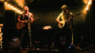 The KillBillies - Ace of Spades (acoustic version with guitar & banjo)