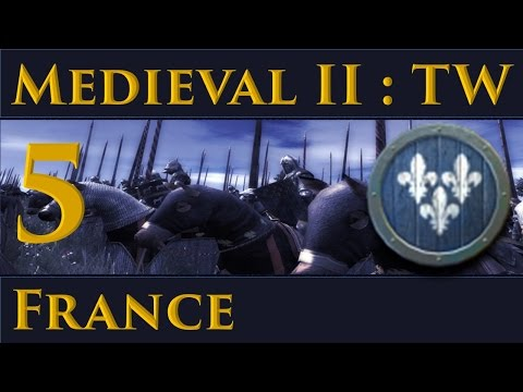 Medieval II: Total War France Campaign Part 5