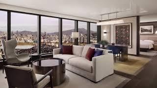 GRAND HYATT SEOUL: Seoul's Top 5 Star Hotel, brand new suites & rooms