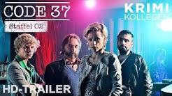 CODE 37 - Staffel 2 - Trailer deutsch [HD] || KrimiKollegen