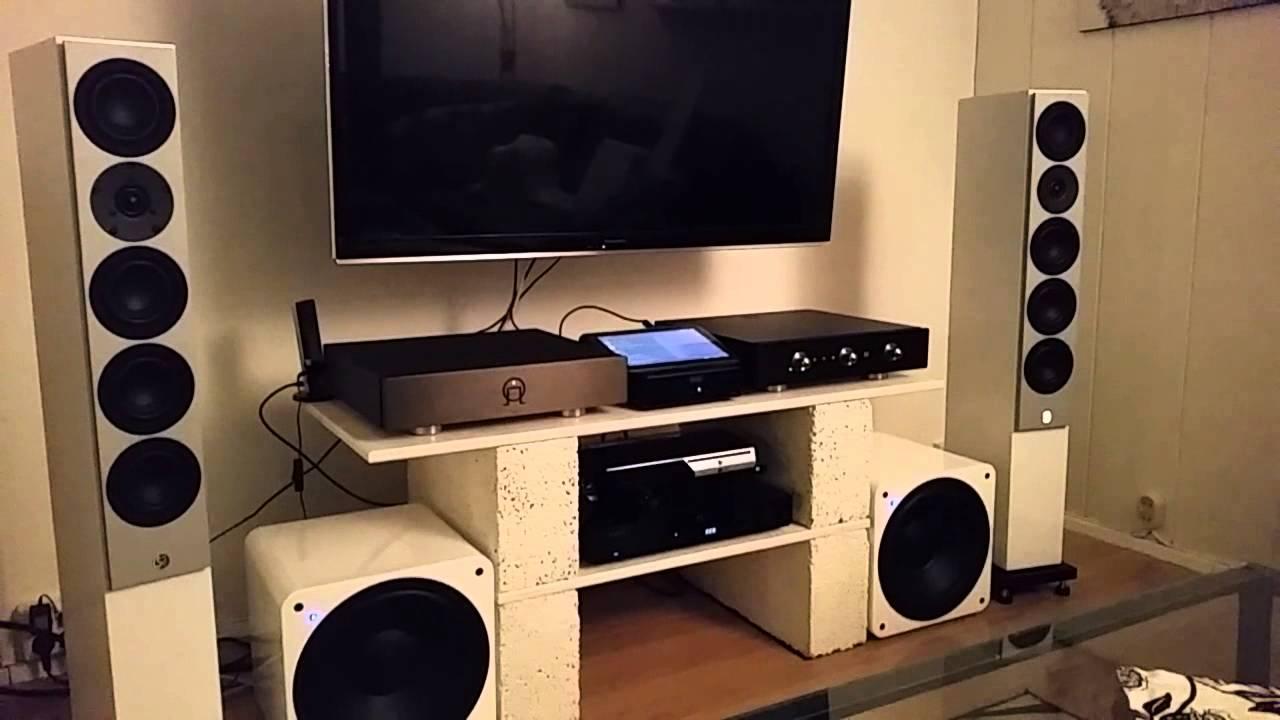 System Audio Mantra 50 Walnut