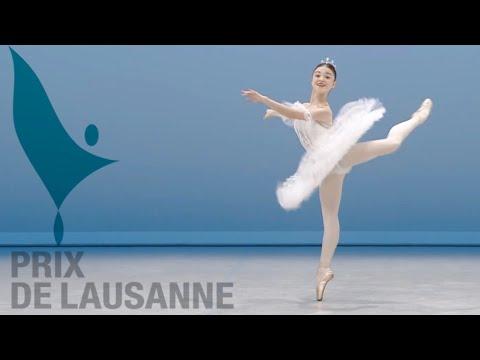 【バリエーション】眠れる森の美女 3幕 ローザンヌ国際バレエコンクールより /PRIX DE LAUSANNE AURORA VARIATION
