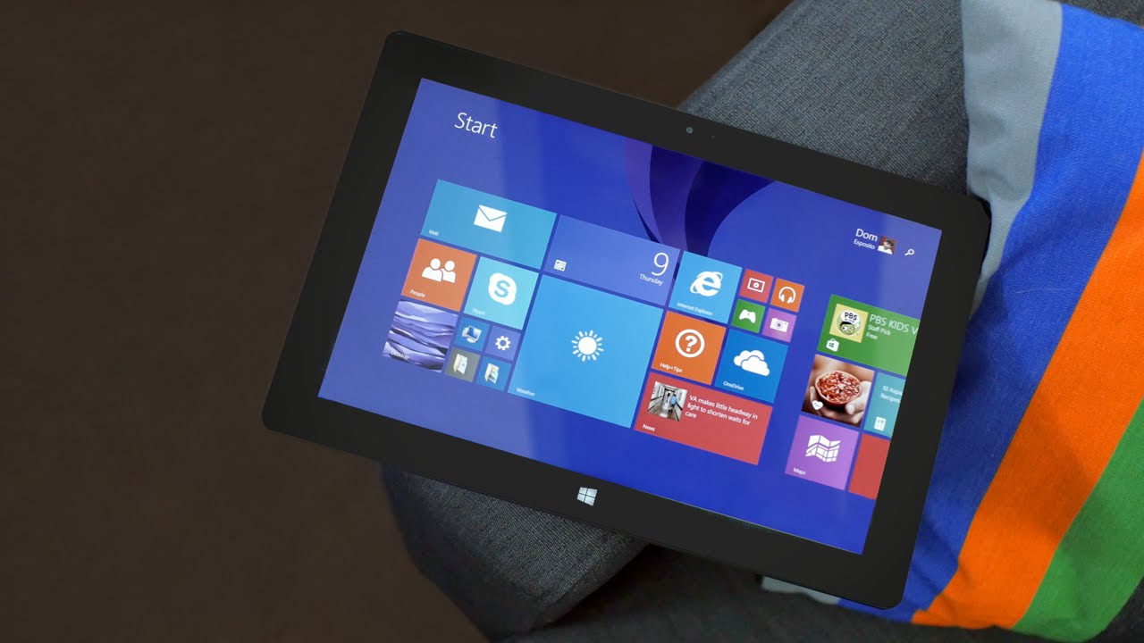 Bet Windows 8 Tablets