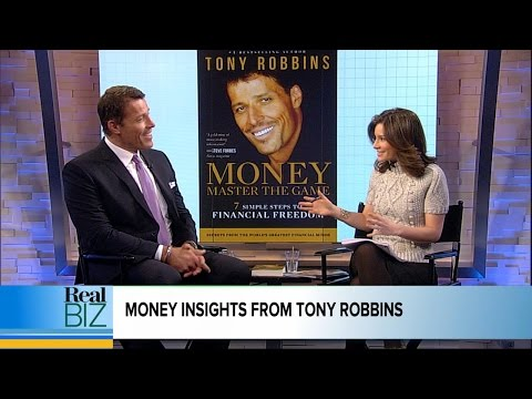 Money Secrets from C-Suite Coach Tony Robbins | Real Biz with Rebecca Jarvis | ABC News