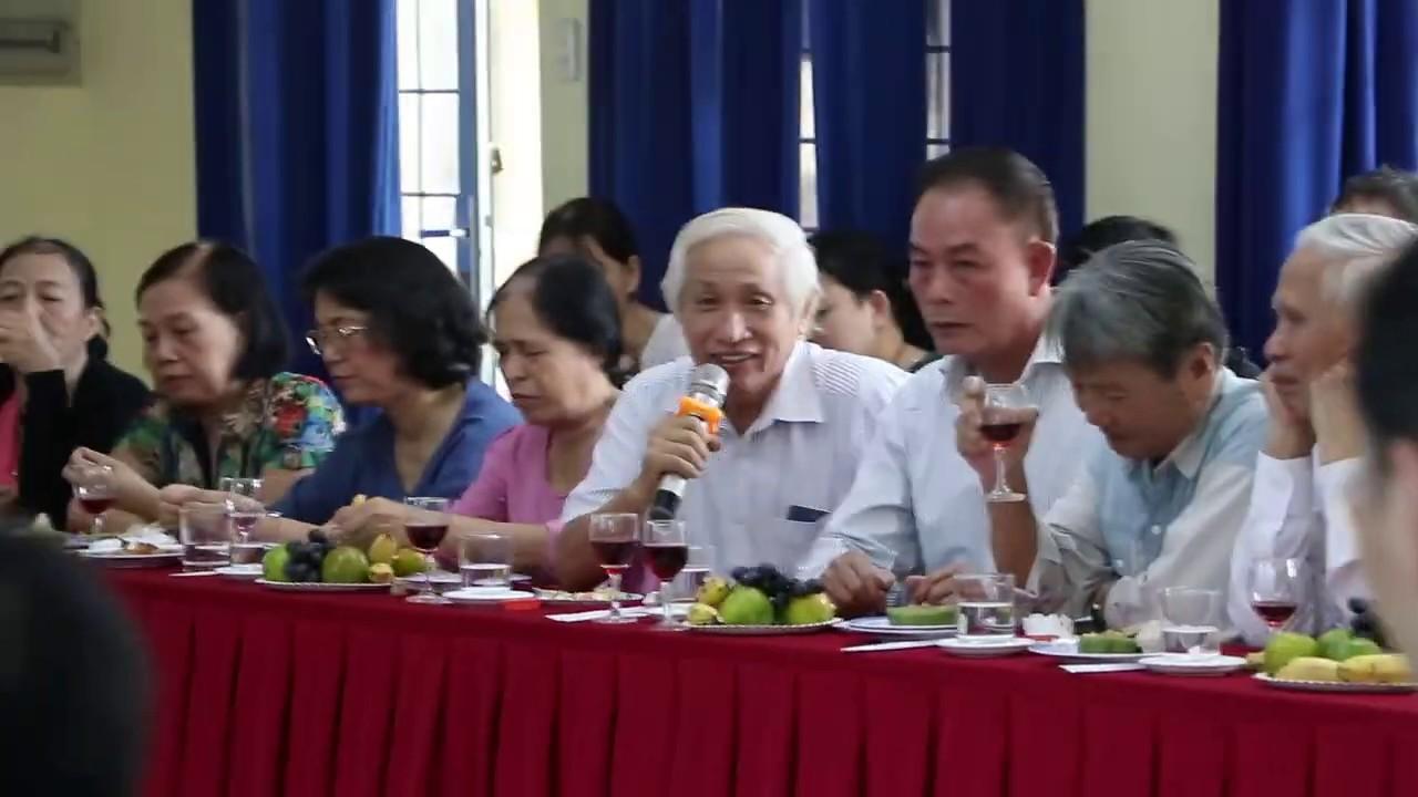 Họp mặt các viên chức đã về hưu | Giao thông TV | 2020.01.09