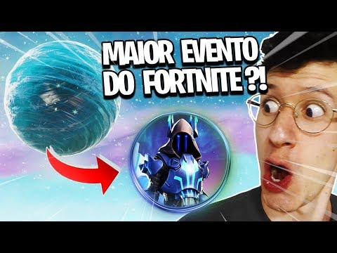 A EPIC GAMES ESTÁ PLANEJANDO O MAIOR EVENTO DO FORTNITE?!