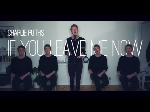 If You Leave Me Now [Charlie Puth] acapella cover | Jonatan Moser