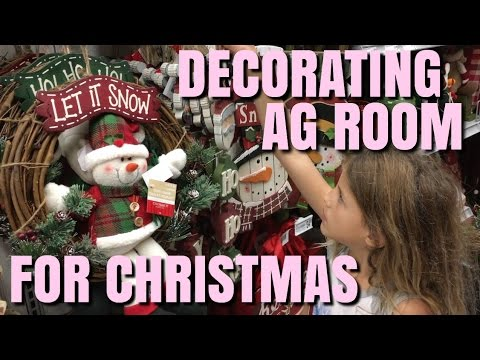 american girl bedroom decorated for christmas - Christmas Decorations For American Girl Dolls