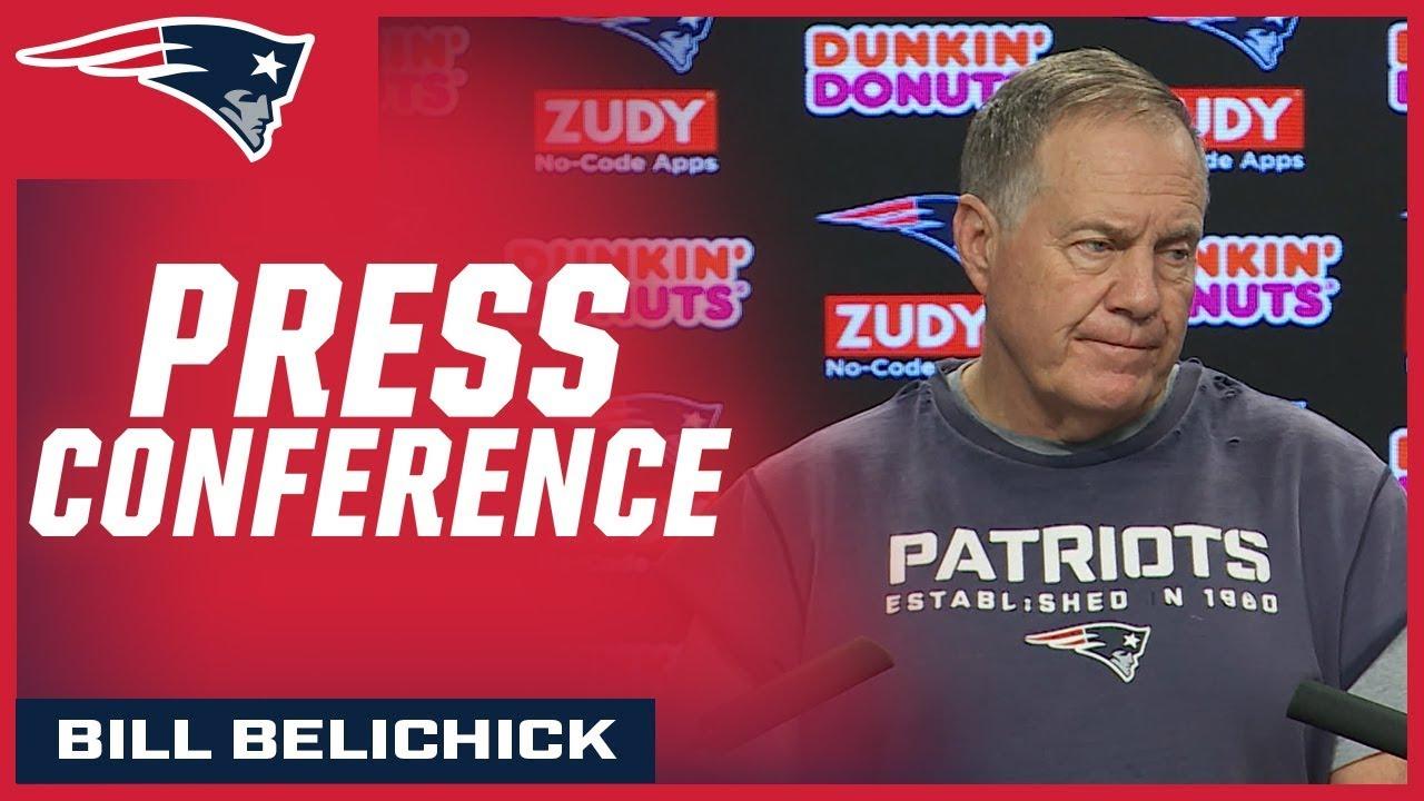 Bill Belichick on Hicks, Mack & more before Patriots vs. Bears