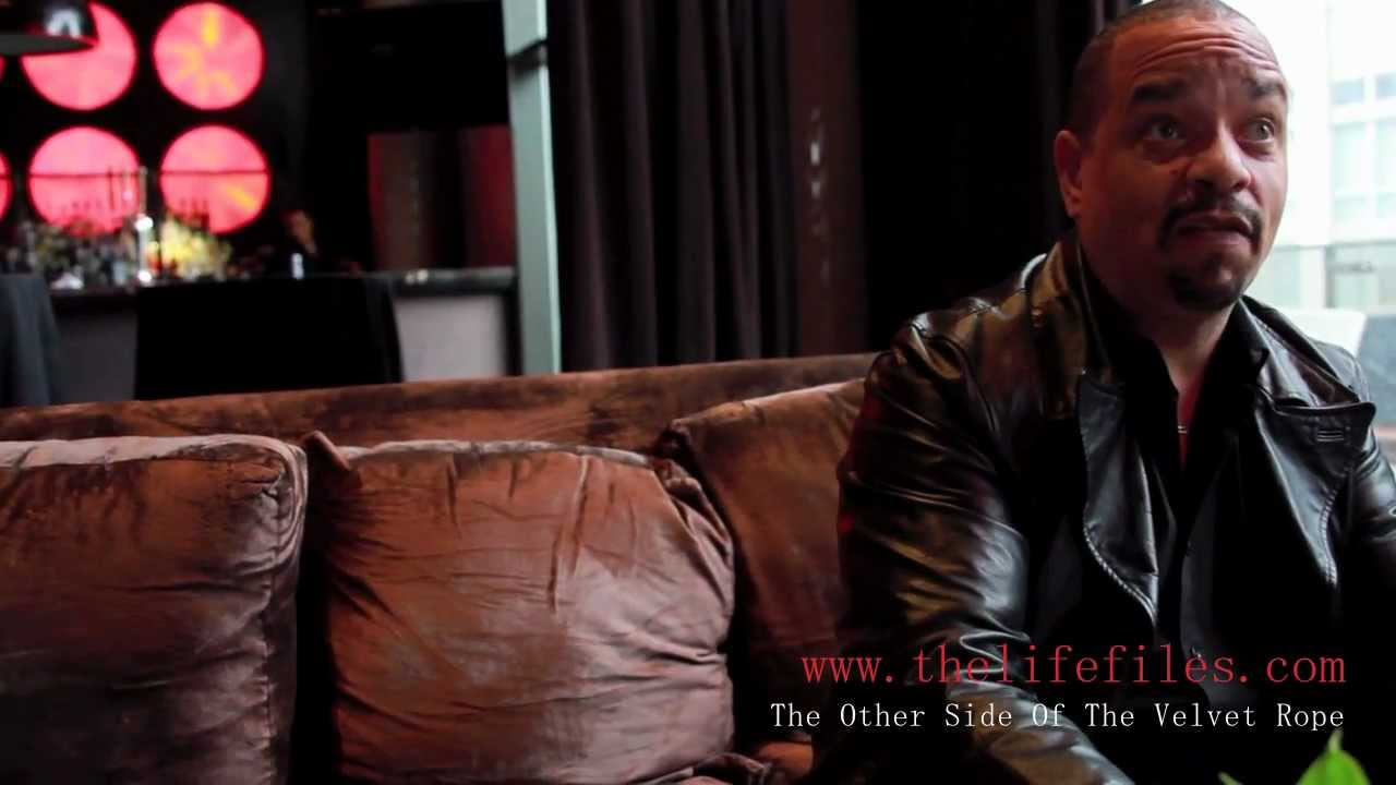 The Life Files Tv Ice T Talks Mtv Cribs Rappers Bragging New