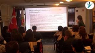 Sosyal Medya Eğitimi - Prof. Dr. Mutlu Binark