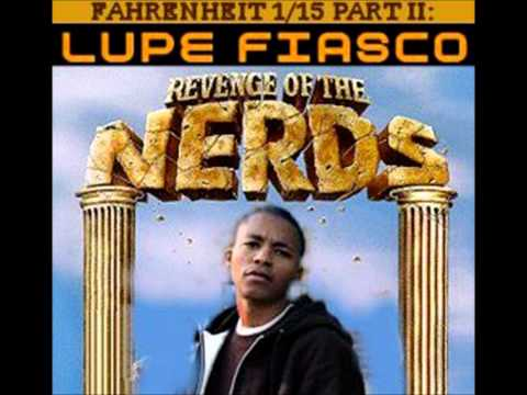Lupe Fiasco - Tilted In Any Colour You Like
